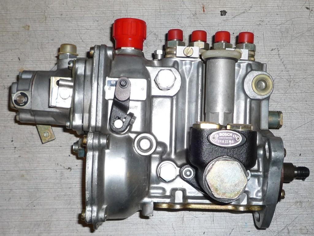 Hanomac dieselpumppu.